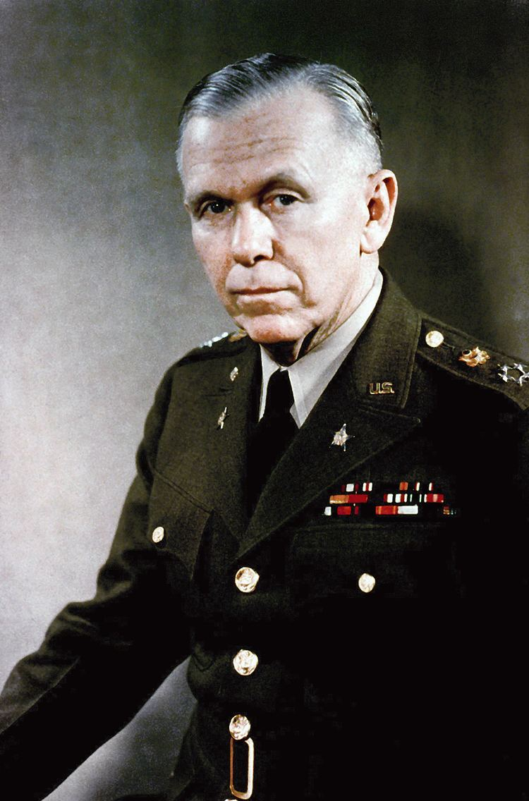 George Marshall httpsuploadwikimediaorgwikipediacommons99