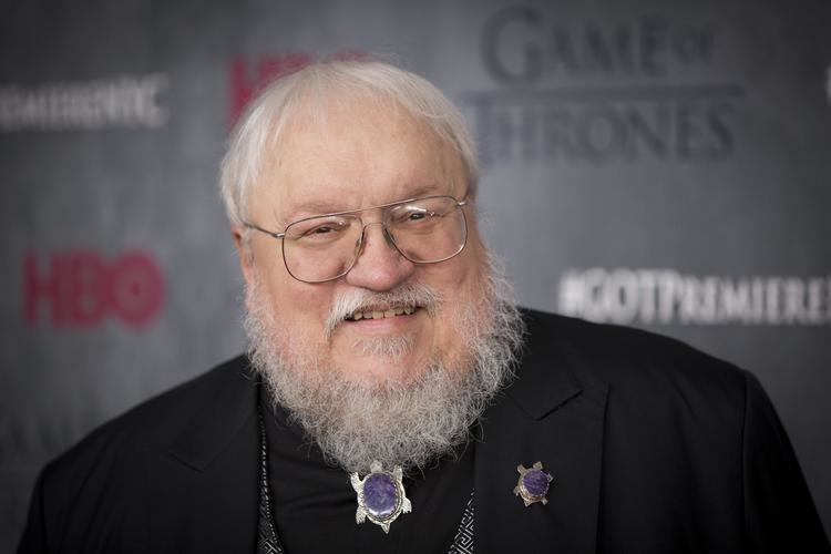 George Martin Game Of Thrones39 Author George RR Martin Irritated By