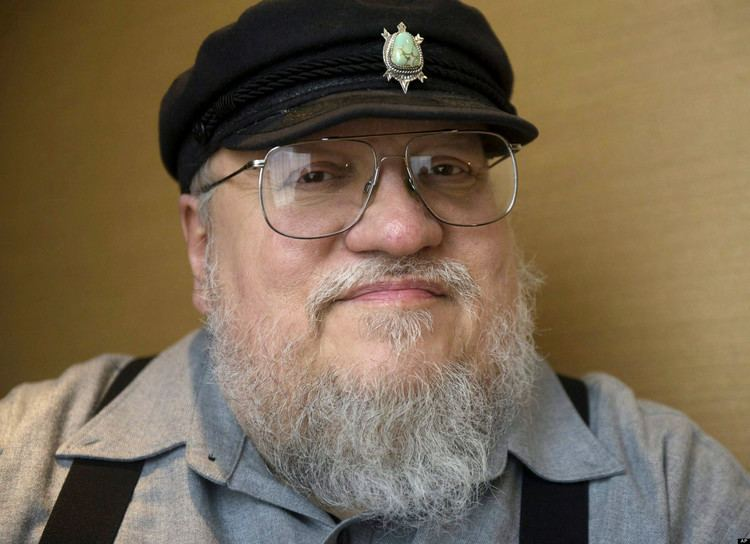 George Martin George RR Martin Talks About How Comic Books Influenced