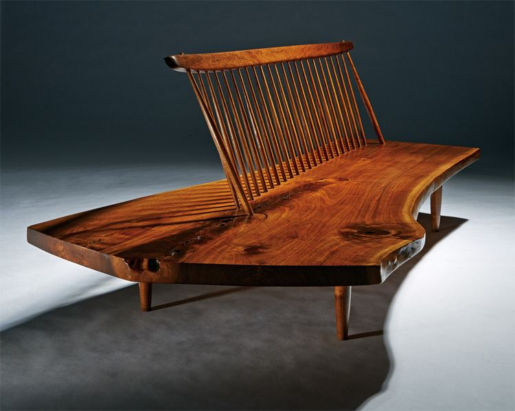 George Nakashima George Nakashima Collection Goes to Auction in Los Angeles