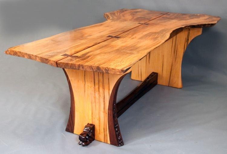 George Nakashima george nakashima inspired furniture Art in Furniture by