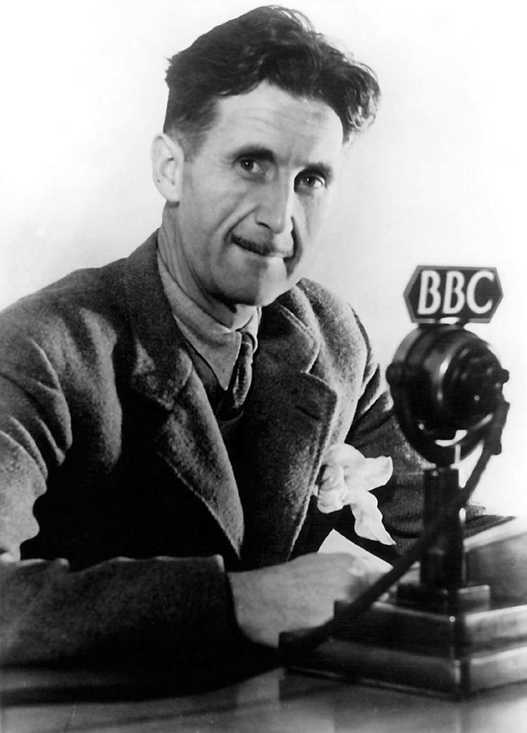 George Orwell George Orwell Wikipedia the free encyclopedia
