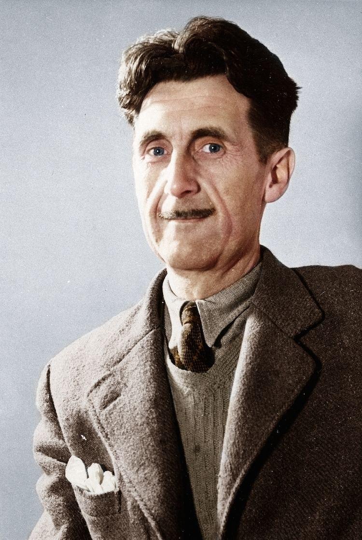 George Orwell Margot Metroland quotWho Killed George Orwellquot Counter