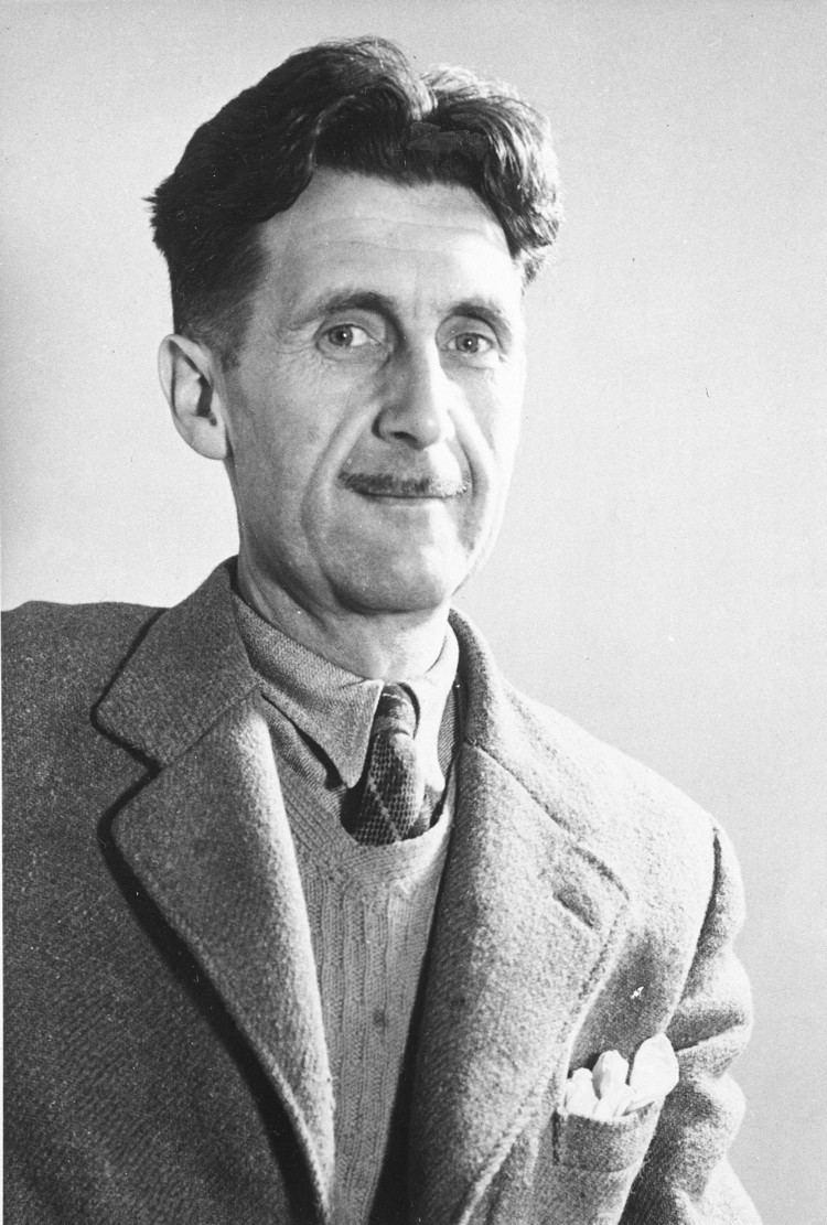 George Orwell George Orwell 11jpg
