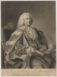 Thomas Parker, 3rd Earl of Macclesfield