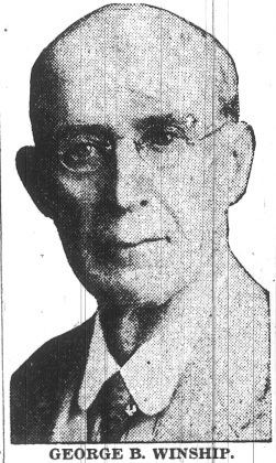 George Parker Winship - Alchetron, The Free Social Encyclopedia