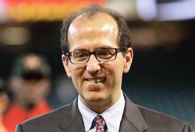 George Postolos Astros president and CEO George Postolos resigns CBSSportscom