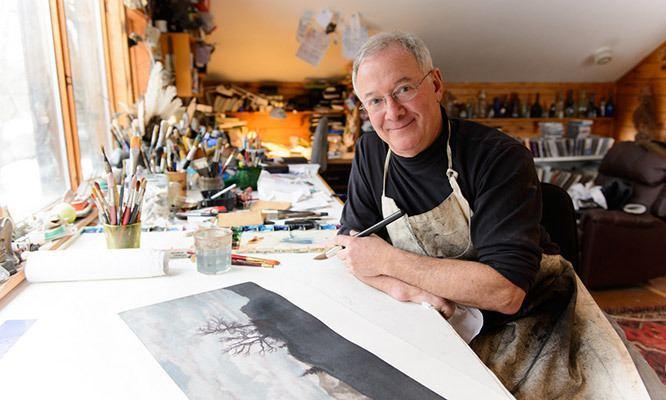George Raab George Raab Artist Print Maker