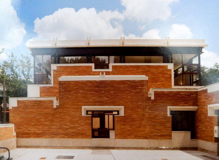 George Ranalli Michael Sorkin39s Saratoga Architecture Here and There
