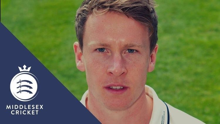 George Scott (cricketer) George Scott 2017 Middlesex Cricket Player Profile YouTube
