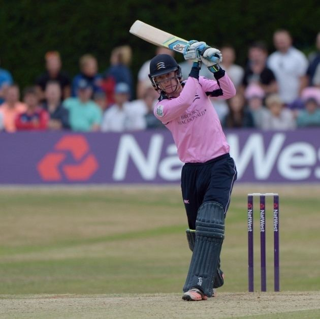 George Scott (cricketer) Middlesex T20 debut for George Scott Welwyn Hatfield Sport