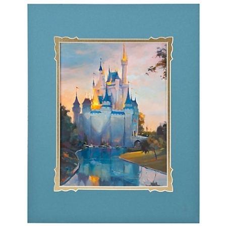 George Scribner Art Print Cinderella Blues Deluxe Print by George Scribner