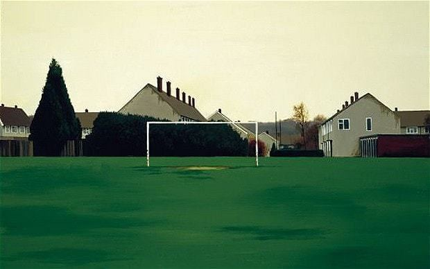 George Shaw (artist) Turner Prize 2011 nominee George Shaw I39m my own man