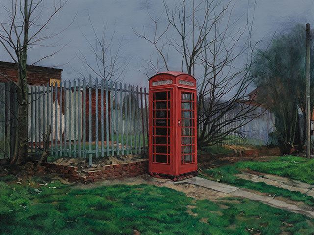 George Shaw (artist) George Shaw a sense of our time acute and troubled
