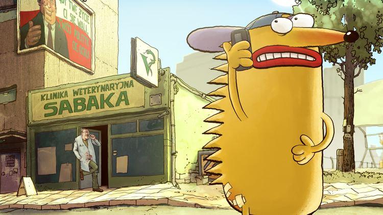 George the Hedgehog (film) George the Hedgehog Wojtek Wawszczyk Film at Culturepl