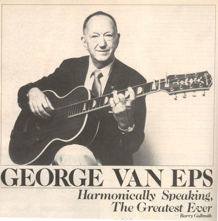 George Van Eps Seven string guitar Discussion Forums Flatpicker Hangout