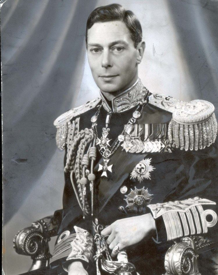George VI King George VI39s desk set given to him by his abdicated