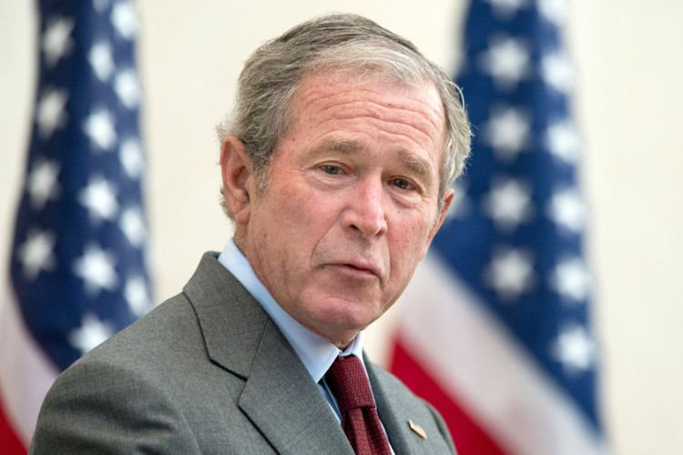 George W. Bush George W Bush 39Doing Great39 After Heart Procedure Spokesman