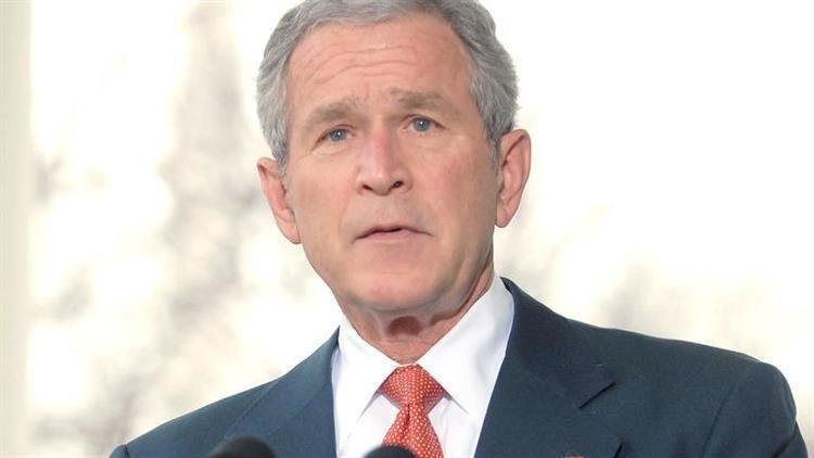 George W. Bush George W Bush US Governor US President Biographycom