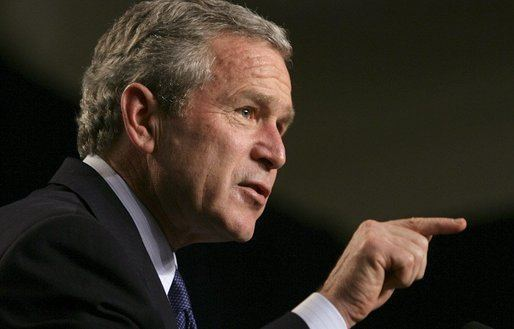 George W. Bush George W Bush Wikipedia the free encyclopedia