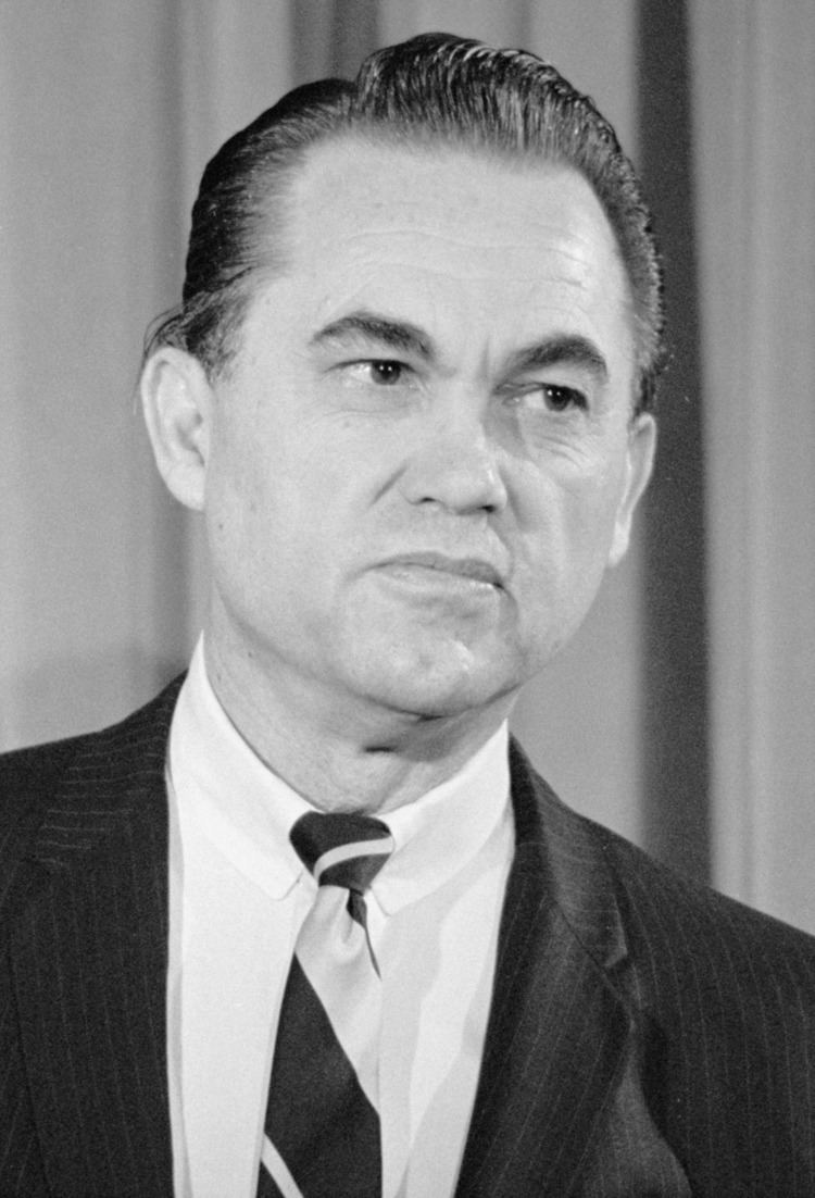 George Wallace httpsuploadwikimediaorgwikipediacommons99