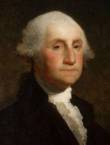 George Washington John Hancock Snubs George Washington New England