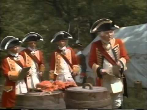 George Washington (miniseries) George Washington 1984 Part 3 YouTube