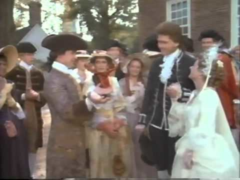 George Washington (miniseries) George Washington 1984 Part 5 YouTube