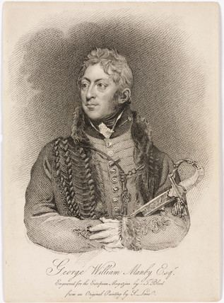 George William Manby Captain George William Manby English soldier author and inventor