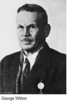 George Witton Lieutenant George Witton