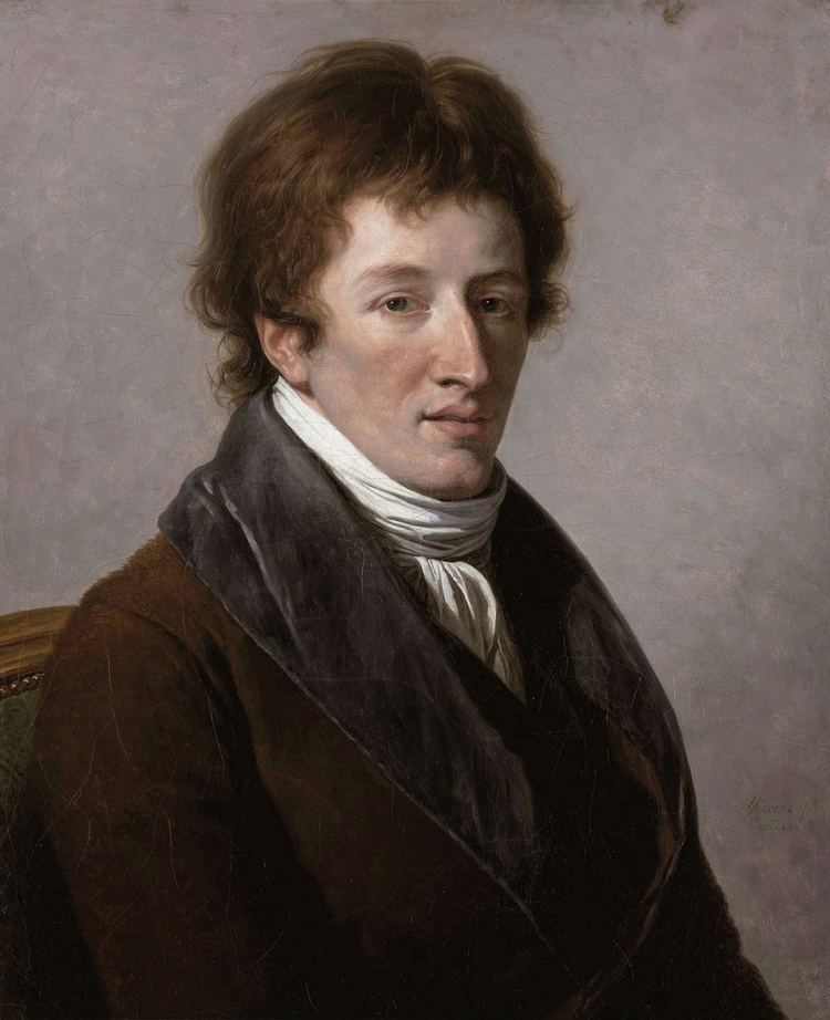 Georges Cuvier Georges Cuvier Wikipedia the free encyclopedia