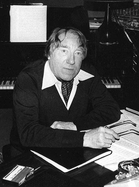 Georges Delerue Georges Delerue on Scoring A Show of Force Soundtrack
