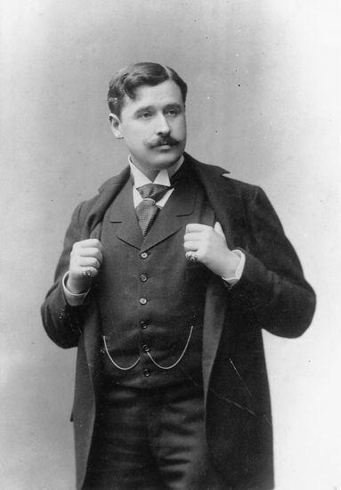 Georges Feydeau Encyclopdie Larousse en ligne Georges Feydeau