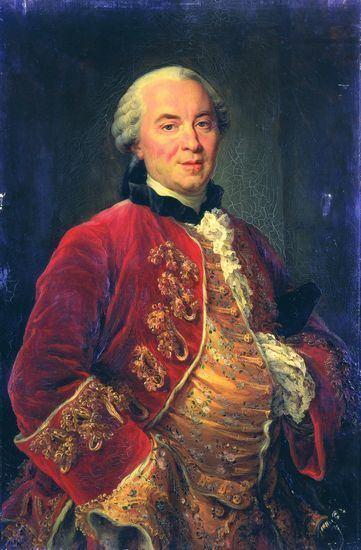 Georges-Louis Leclerc, Comte de Buffon Encyclopdie Larousse en ligne Georges Louis Leclerc
