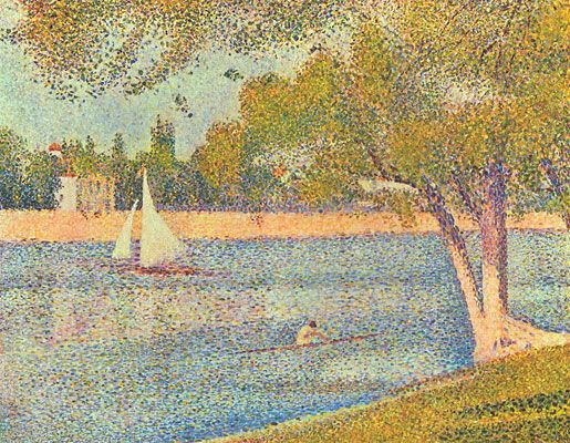 Georges Seurat Georges Seurat Biography Art and Analysis of Works The Art Story