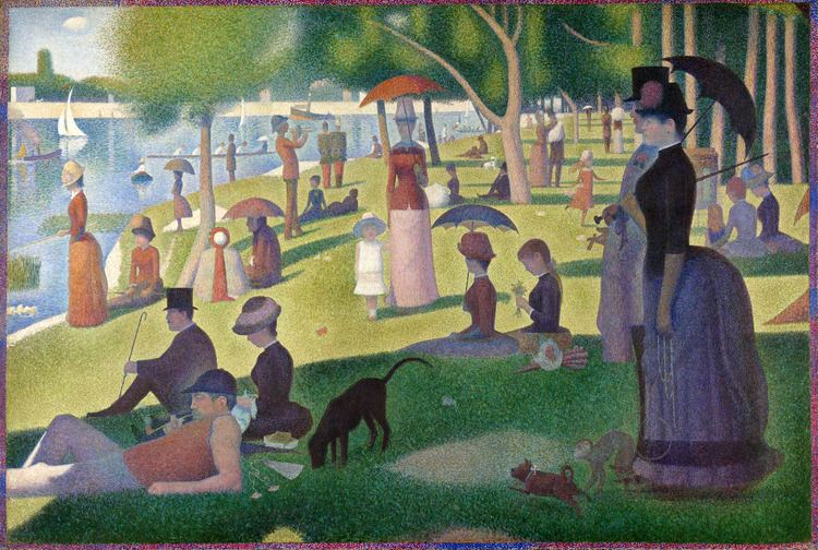 Georges Seurat Georges Seurat Wikipedia the free encyclopedia
