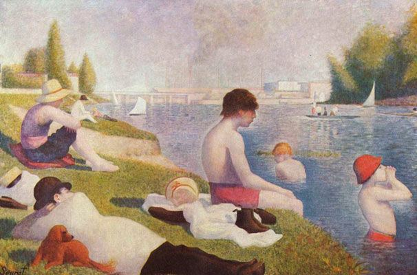 Georges Seurat Georges Seurat Most Important Art The Art Story