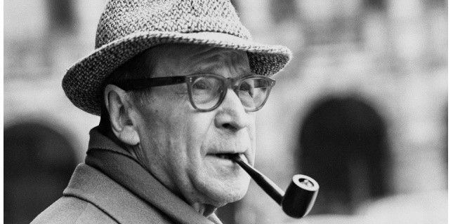 Georges Simenon Cine Simenon Georges Simenon on Film French Culture