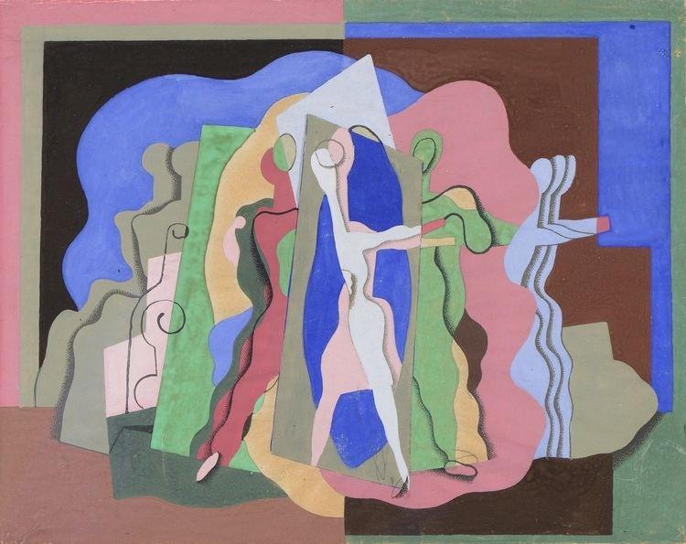 Georges Valmier VALMIER Gallery Fleury