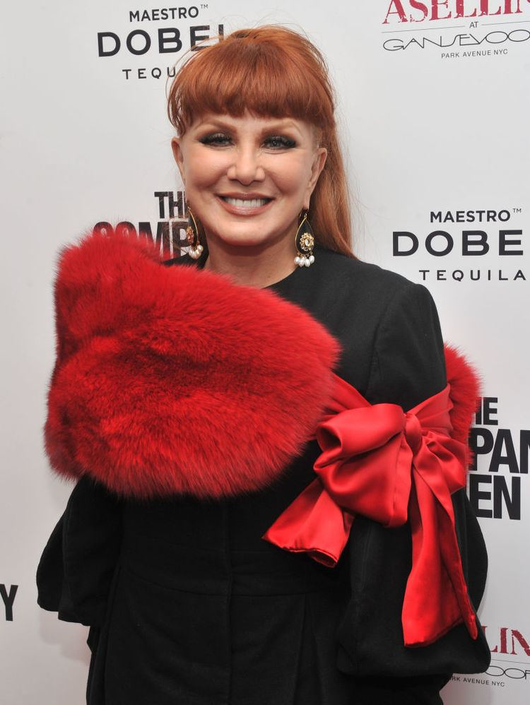 Georgette Mosbacher Georgette Mosbacher