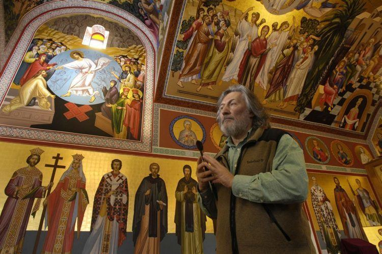 Georgi Danevski Why worldrenowned painter Georgi Danevski loves Easter Toronto Star