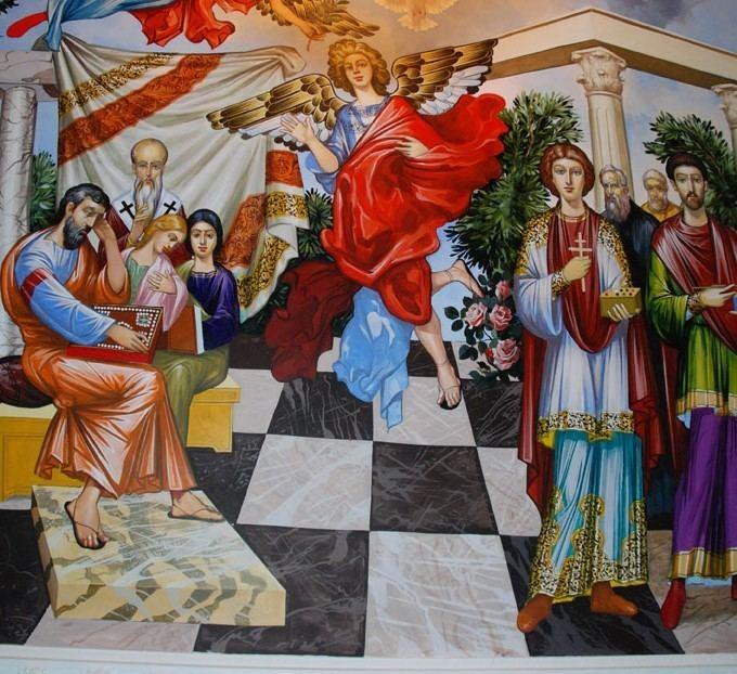 Georgi Danevski GEORGI Danevskis ART IS LIFE Klas Mural Launch
