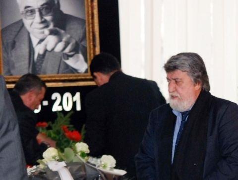 Georgi Kaloyanchev Hundreds Bid Farewell to Great Bulgarian Actor Kaloyanchev