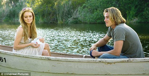 Georgia Rule movie scenes Lindsay starred opposite Garrett Hedlund in 2007 film Georgia