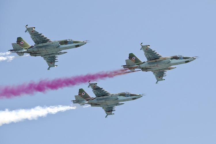 Georgian Air Force Small Air Forces