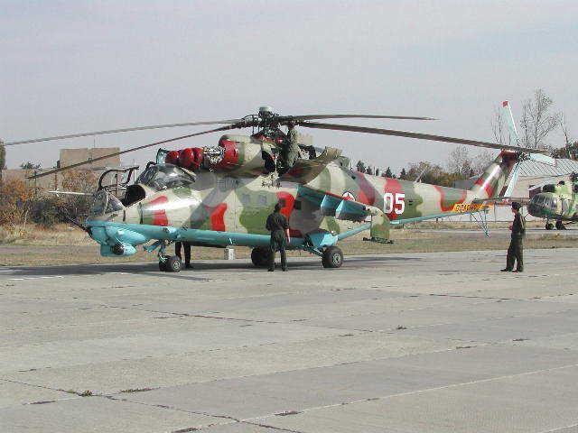 Georgian Air Force FileGeorgian Mi24Vjpg Wikimedia Commons