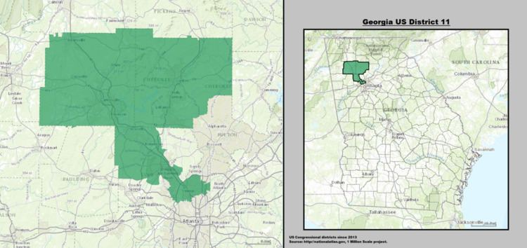 Georgia's 11th congressional district