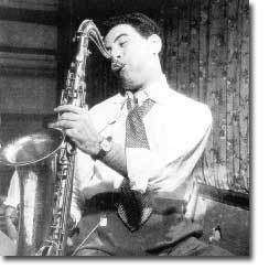 Georgie Auld Jazz History Biography Georgie Auld