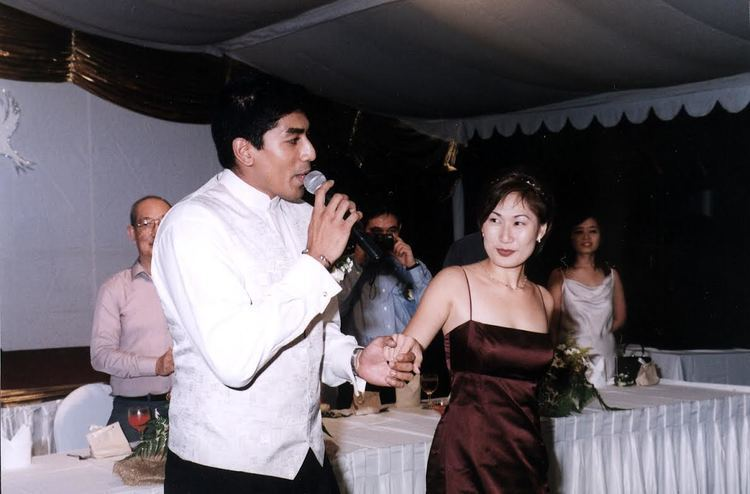 Georgina Chang S M Ong Wasnt Darryl David married to Georgina Chang Yes he was