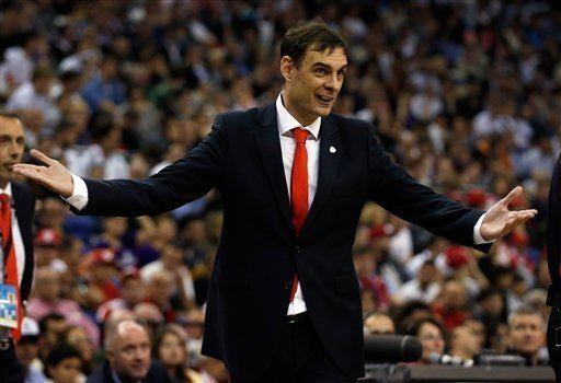 Georgios Bartzokas Bartzokas is first Greek coach to win the Euroleague